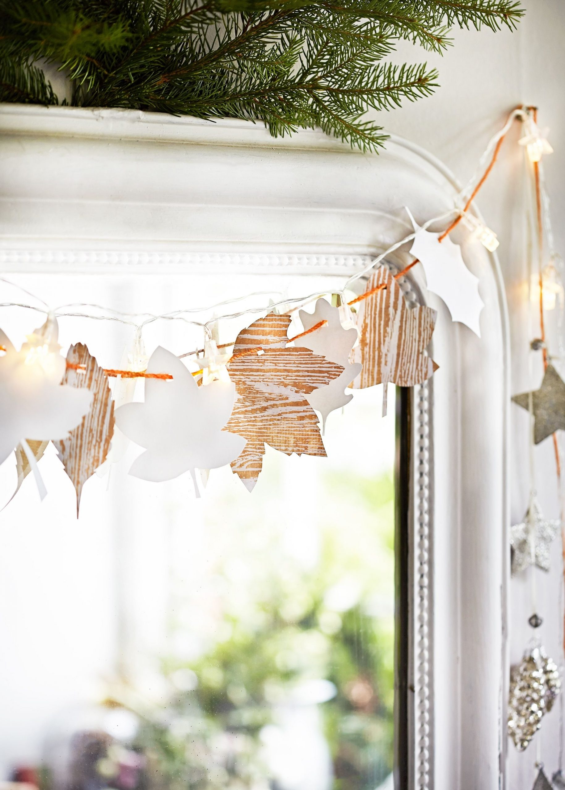 17 Easy Diy Christmas Window Decorations Best Holiday