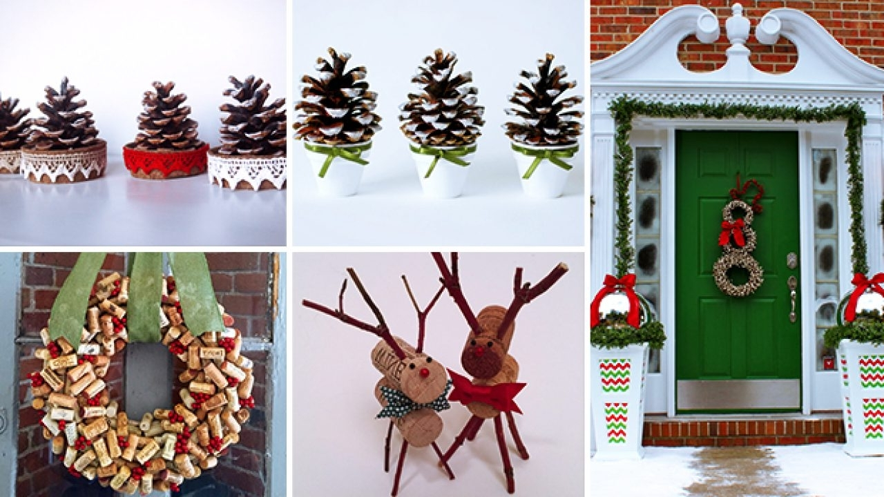 18 Magical Diy Christmas Decoration Ideas Taken From