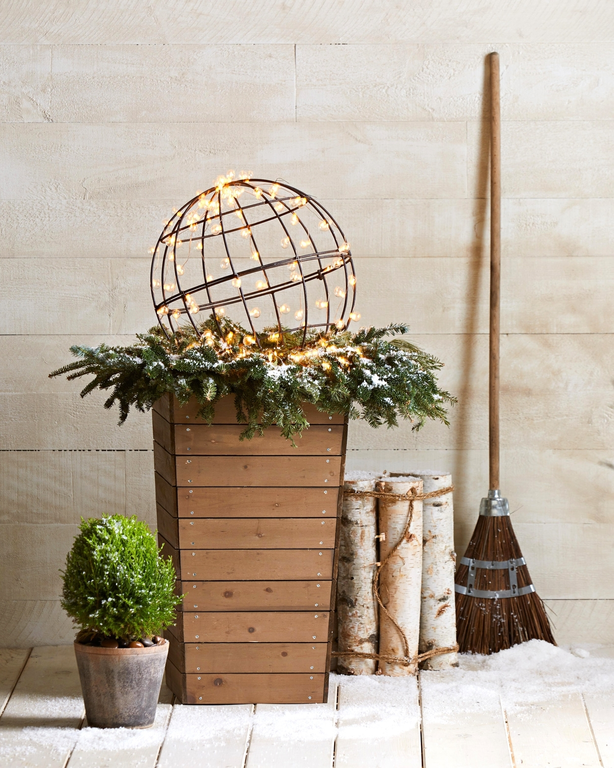 19 Diy Winter Decorations You Can Keep Up After The Holidays