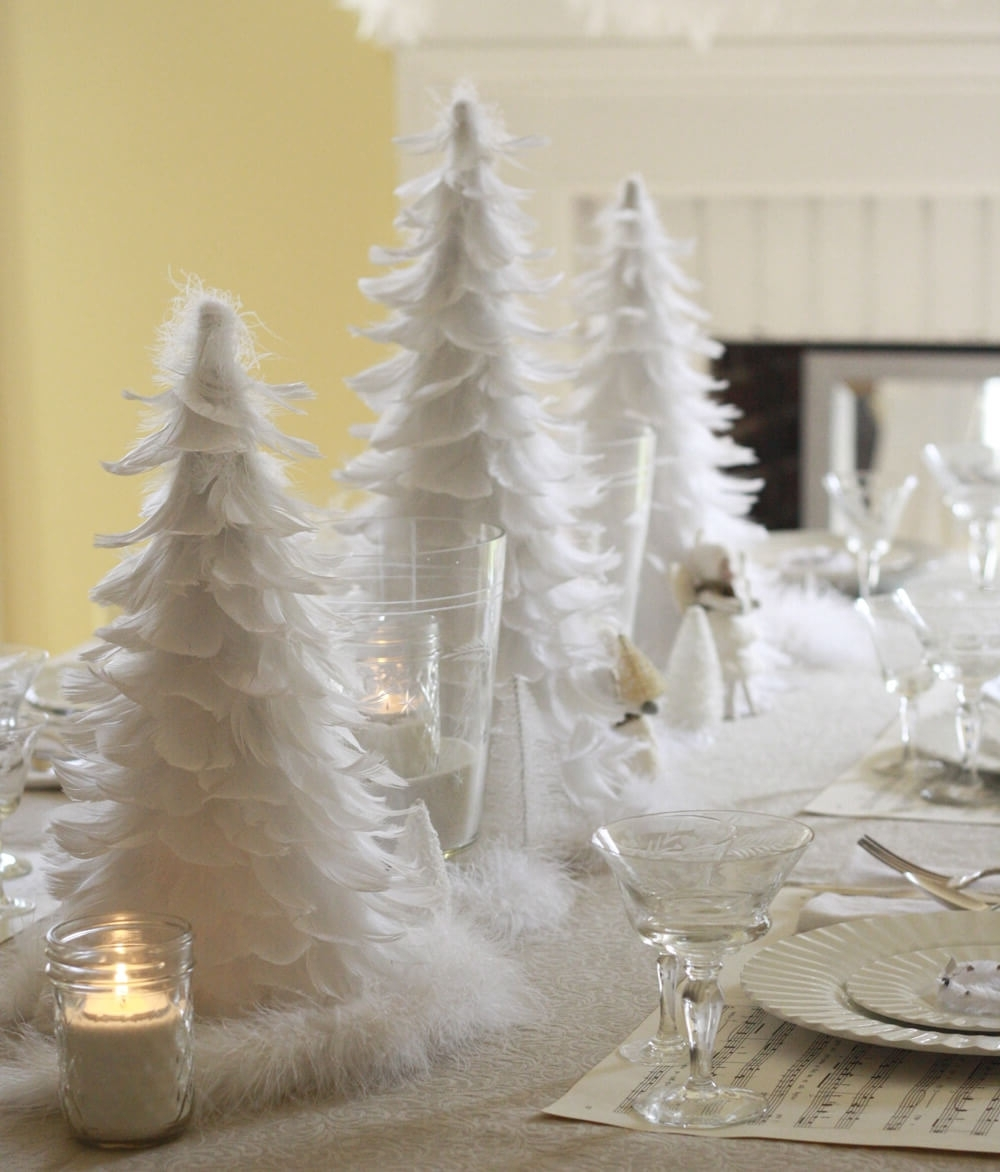50 Best Diy Christmas Centerpieces Ideas And Designs For 2020