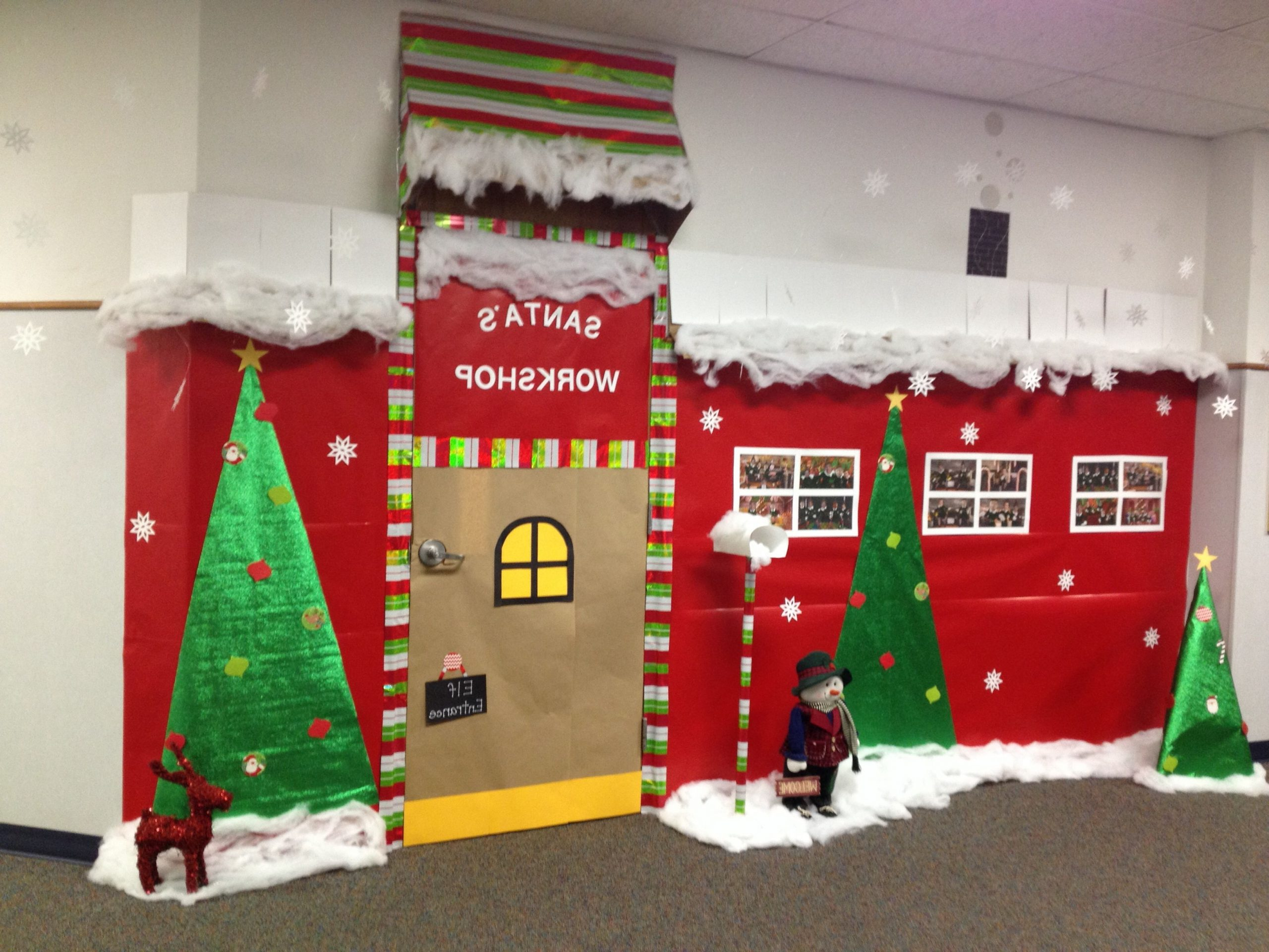 51 Winter Classroom Decorations To Spruce Up Your School For