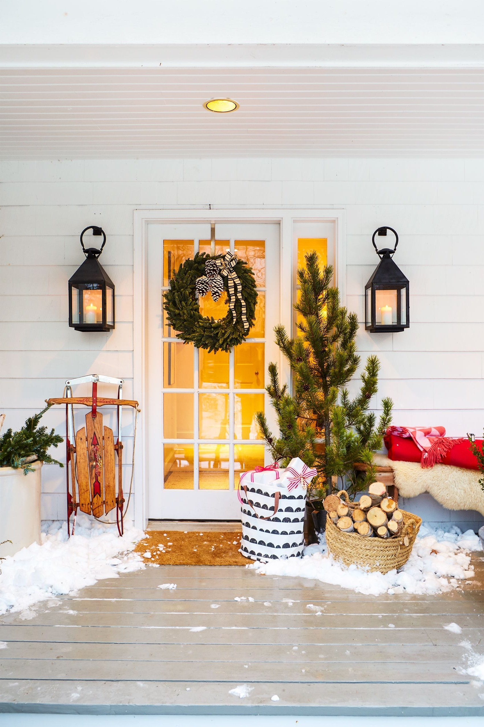 52 Best Outdoor Christmas Decorations Christmas Yard