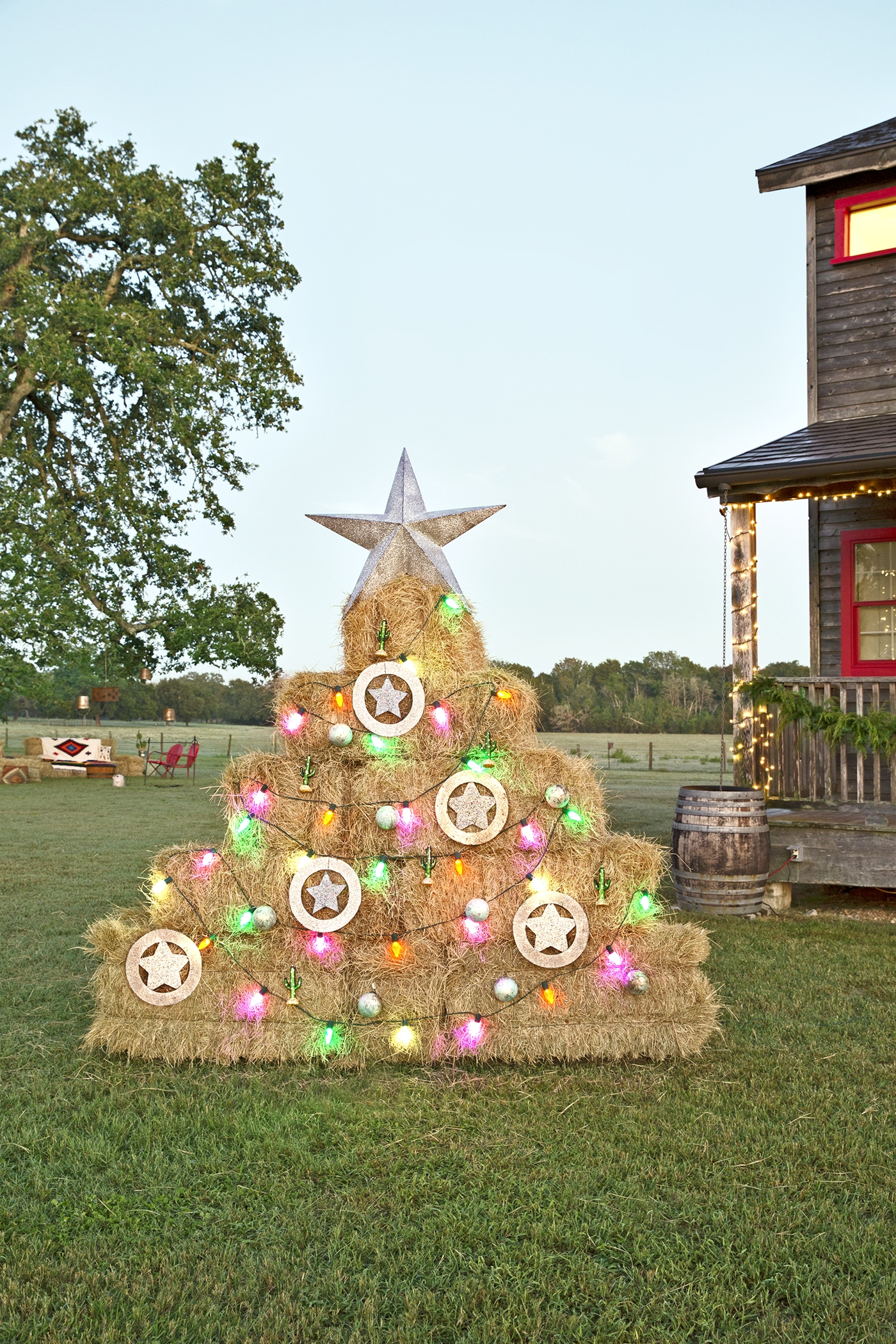 56 Best Outdoor Christmas Decorations Diy Porch Decorations