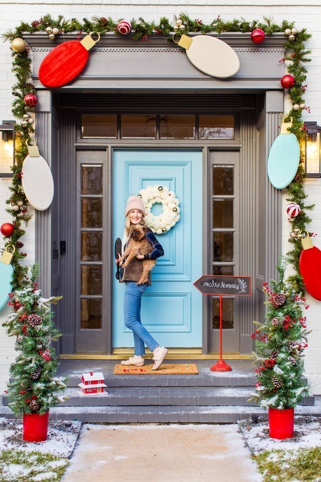 90 Best Christmas Decoration Ideas 2020 Easy Holiday Home