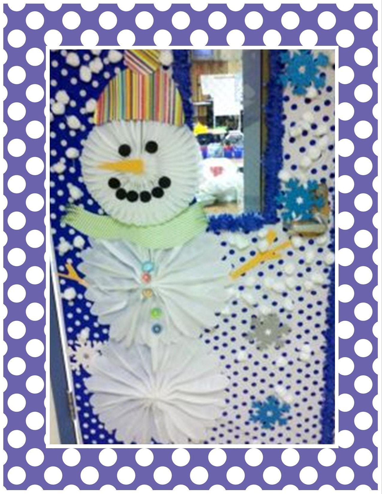 Christmas And Winter Classrom Decorating Schoolgirlstyle