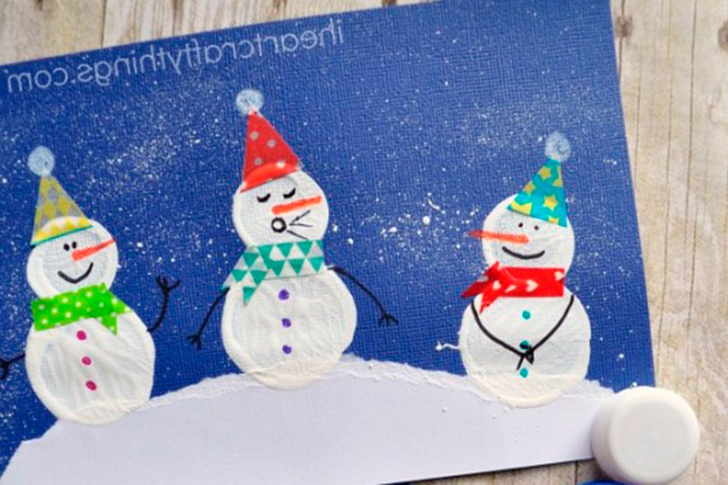 Diy Snowman Crafts For Kids This Winter Readers Digest