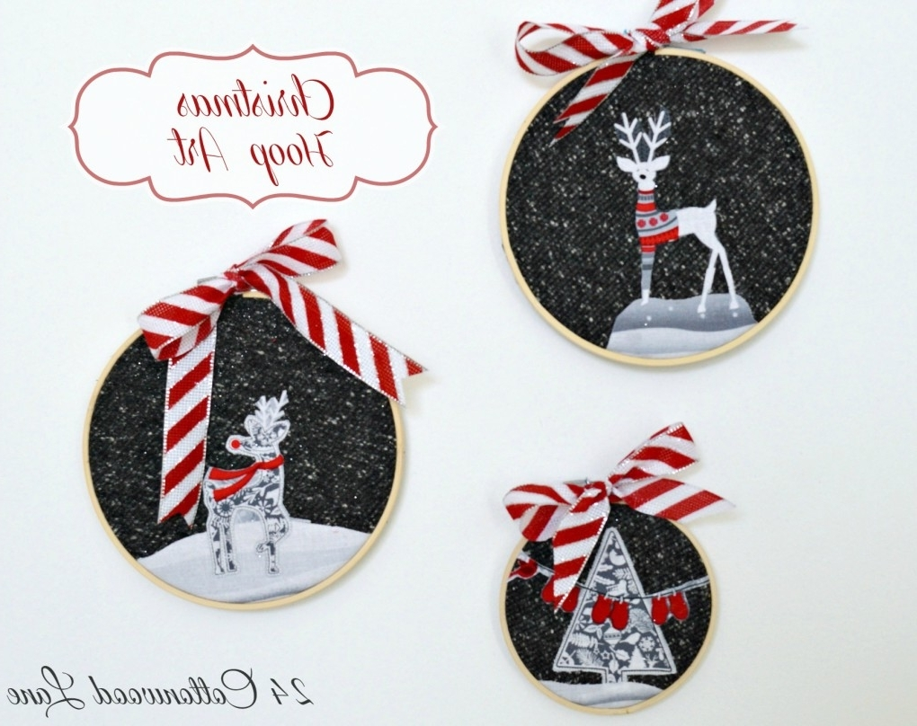 Diy Winter Decorations Lovely For Christmas Too Fun