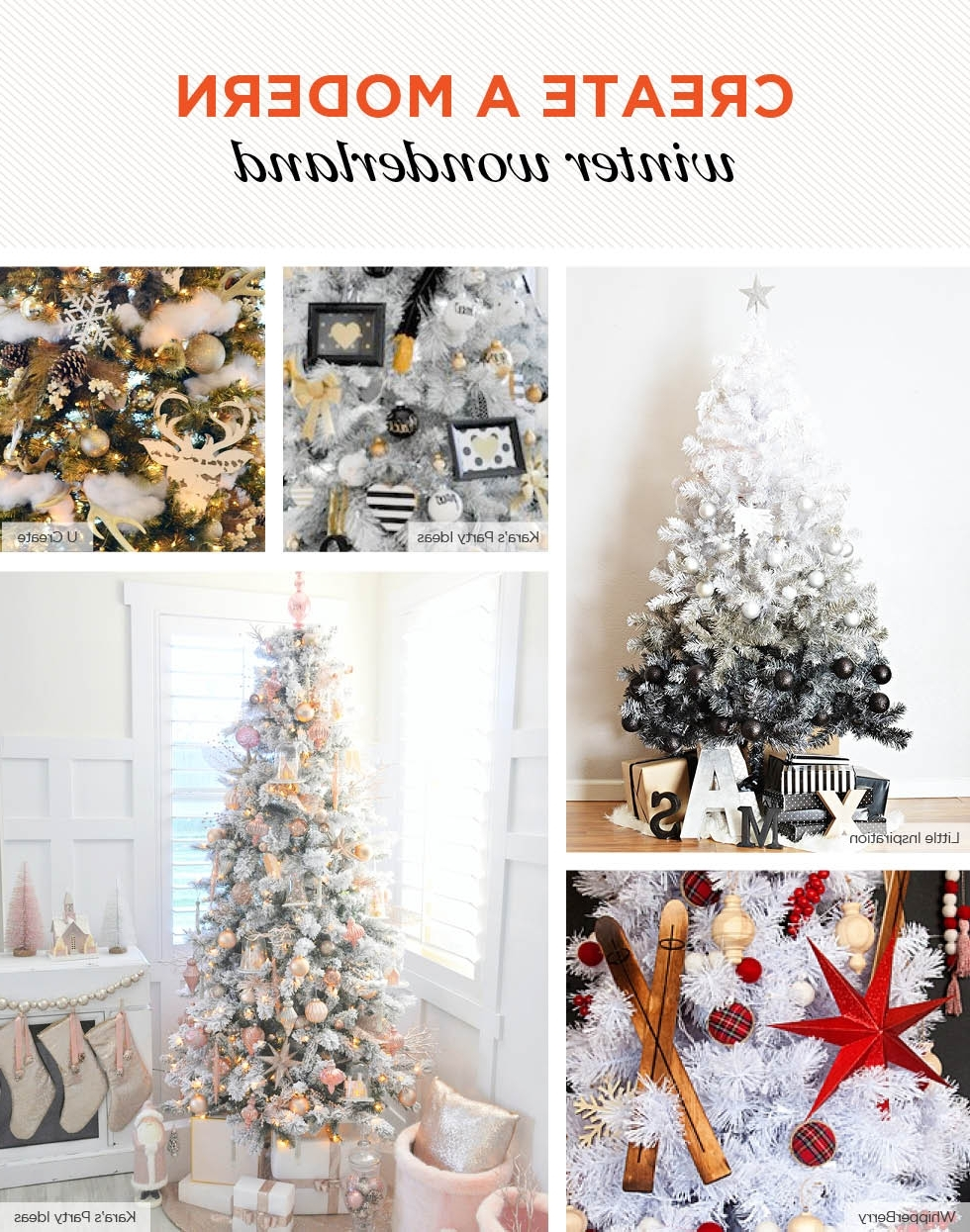 Festive Christmas Tree Decoration Ideas And Photos Shutterfly