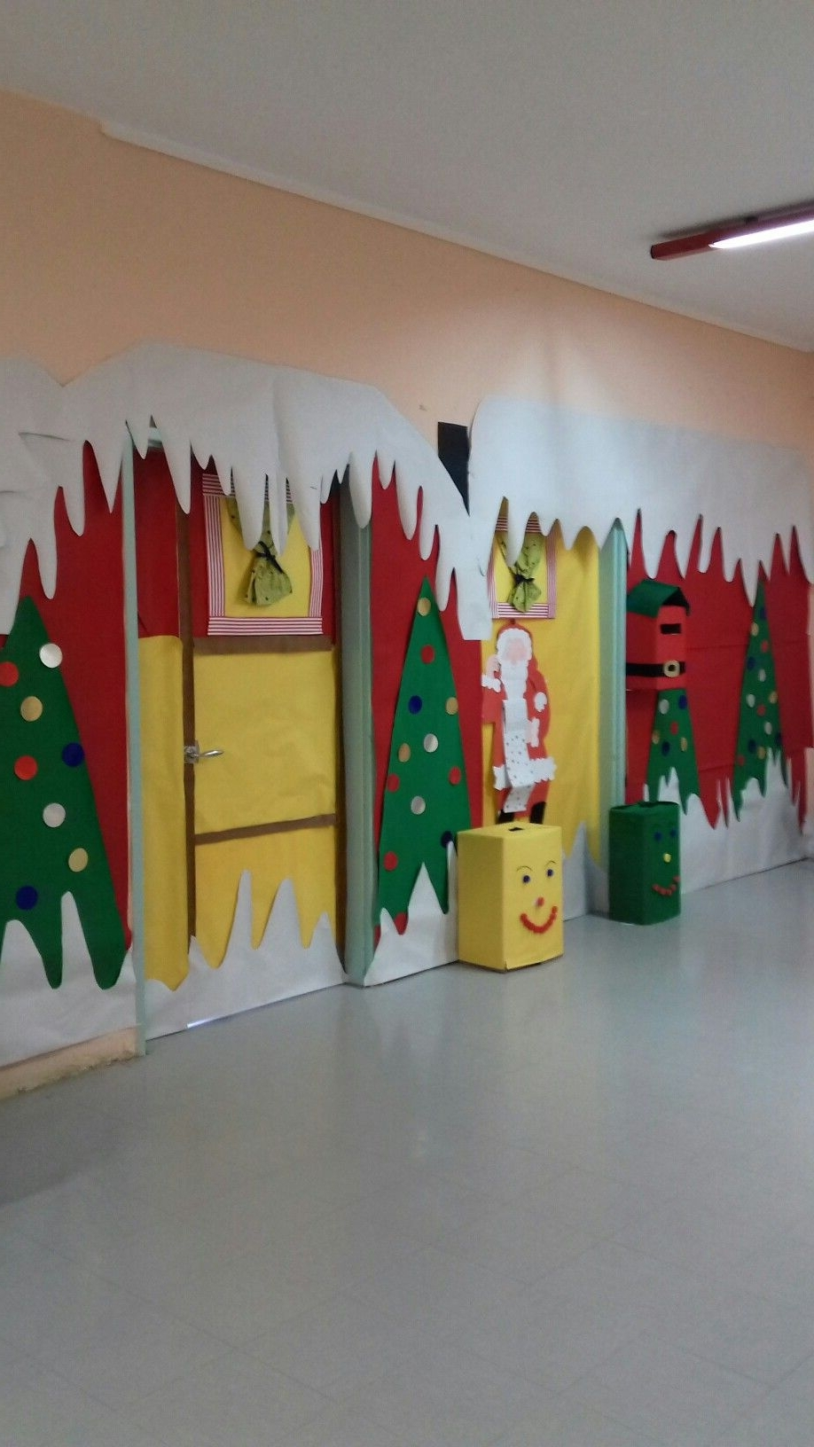 I Like The Snow Part Of This Christmas Classroom