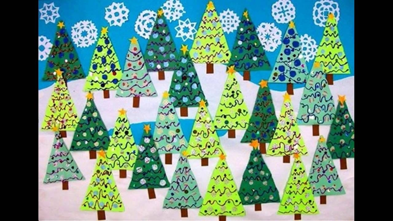 Ideas For Winter Classroom Decorations