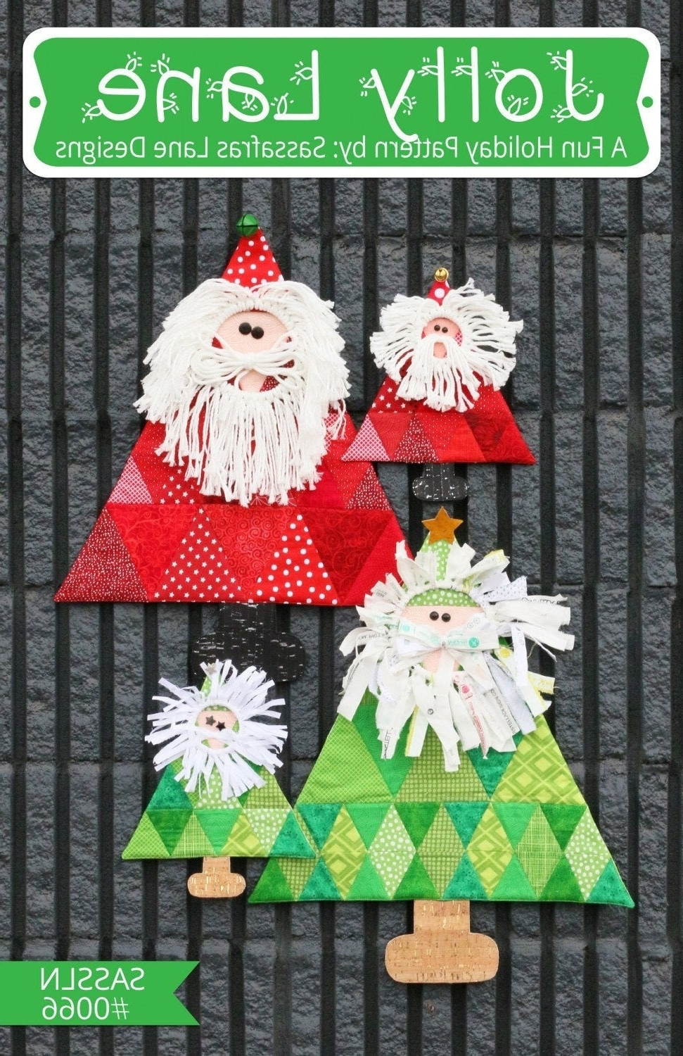 Jolly Lane Wall Hanging Class Diy Winter Decorations On