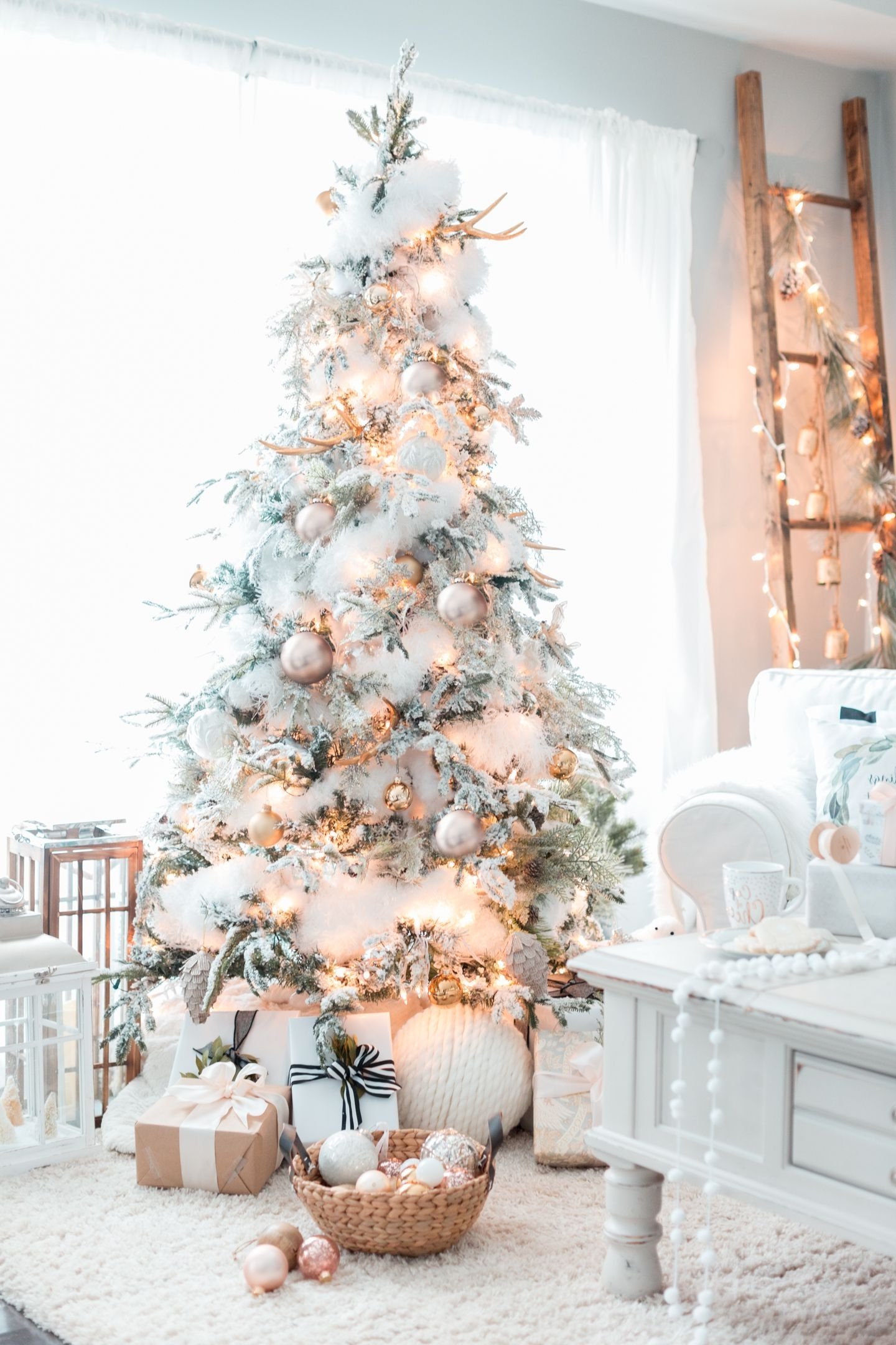 Make Your Home A Winter Wonderlandjust In Time For The