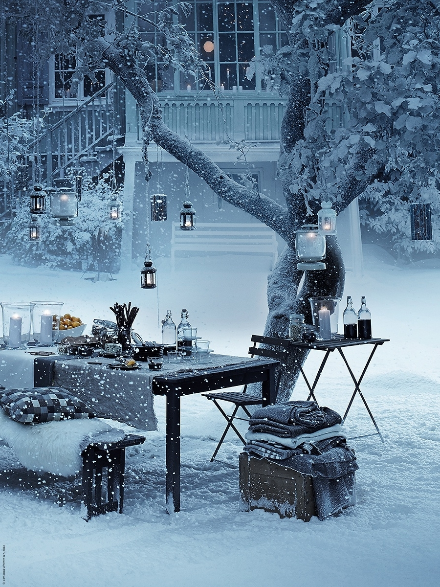 Outdoor Winter Party Ideas For Your Backyard Its A Wonderland