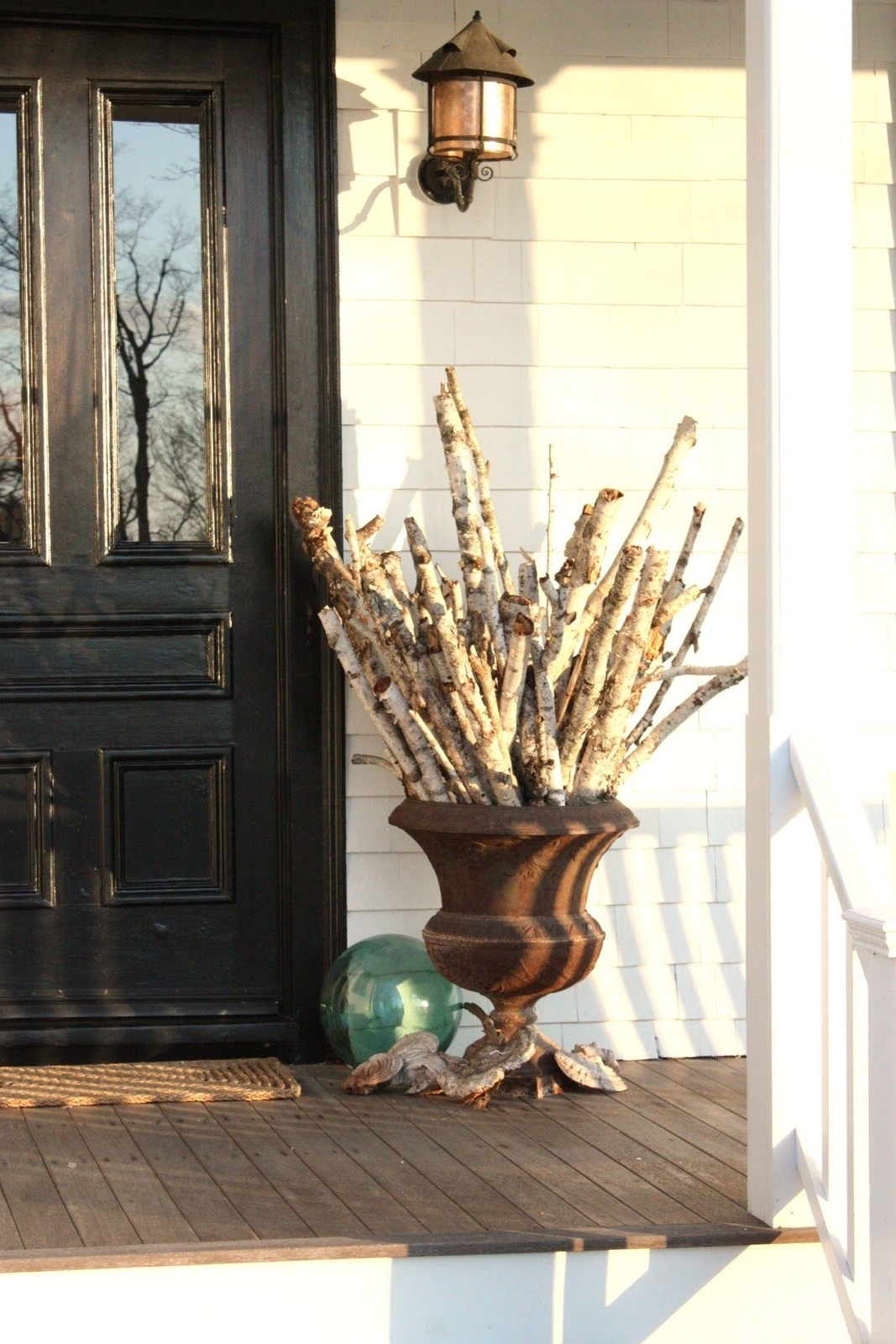 Pin Kerri B On Outdoor Life Front Porch Decorating