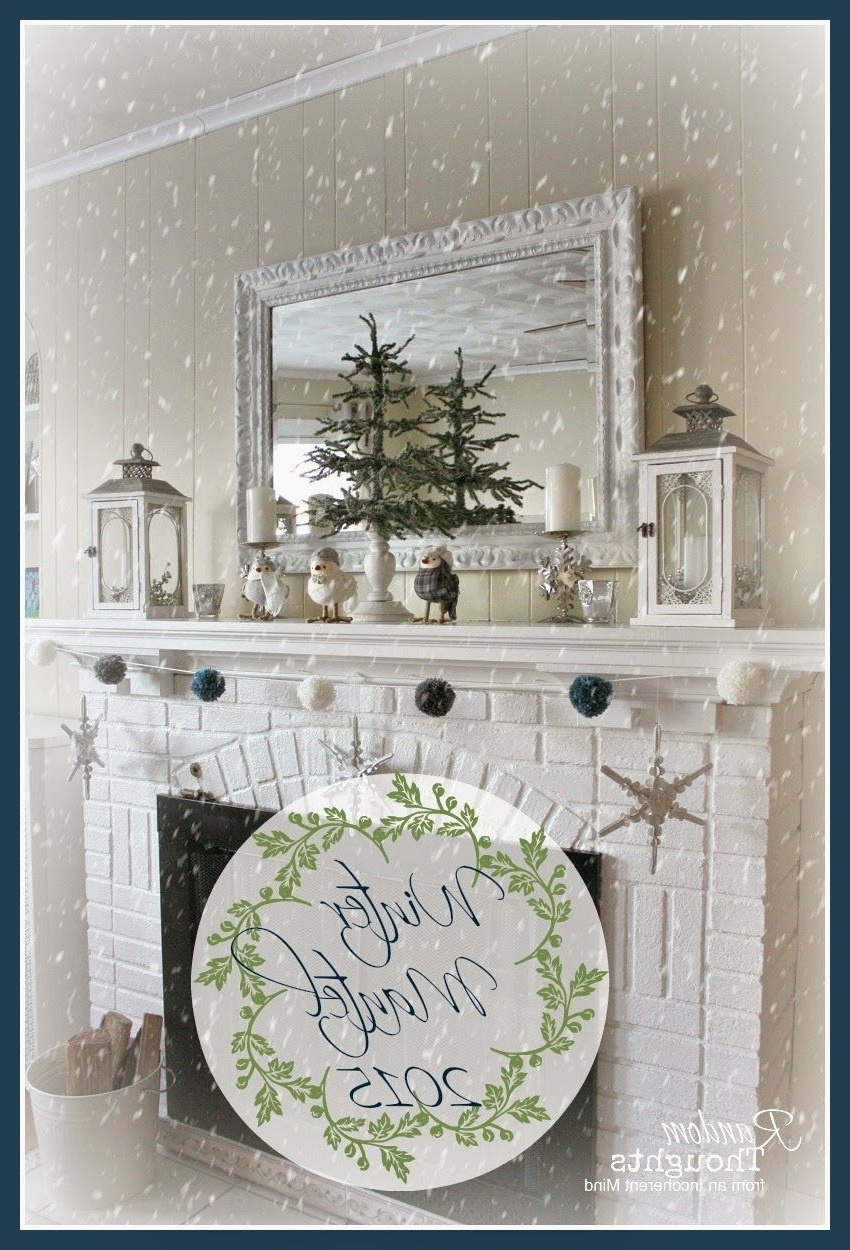 Random Thoughts From An Incoherent Mind Winter Decor