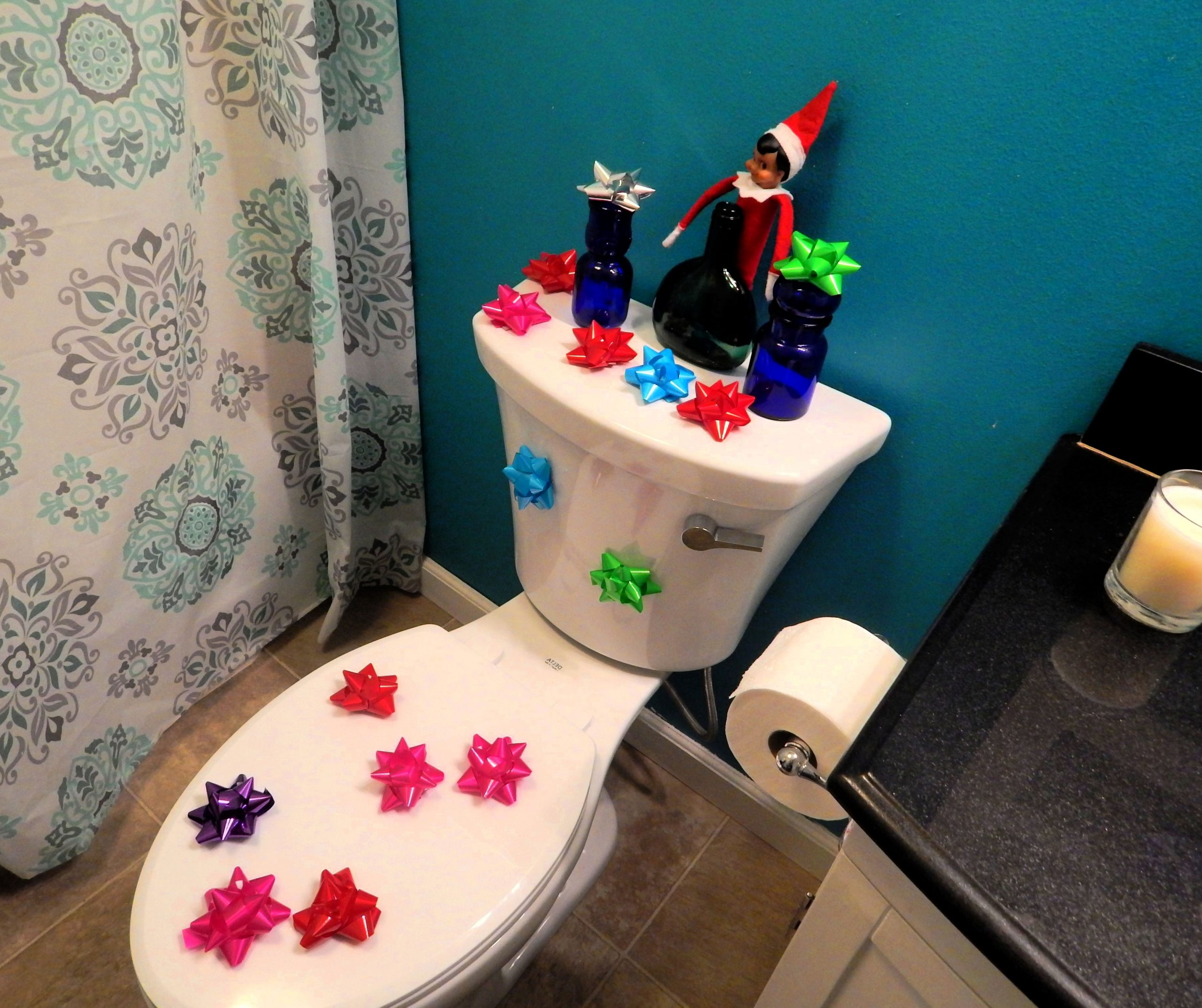 100 Epic Elf On The Shelf Ideas Your Kids Will Go Crazy For 40+ Elf On The Shelf For Bathroom Inspirations
