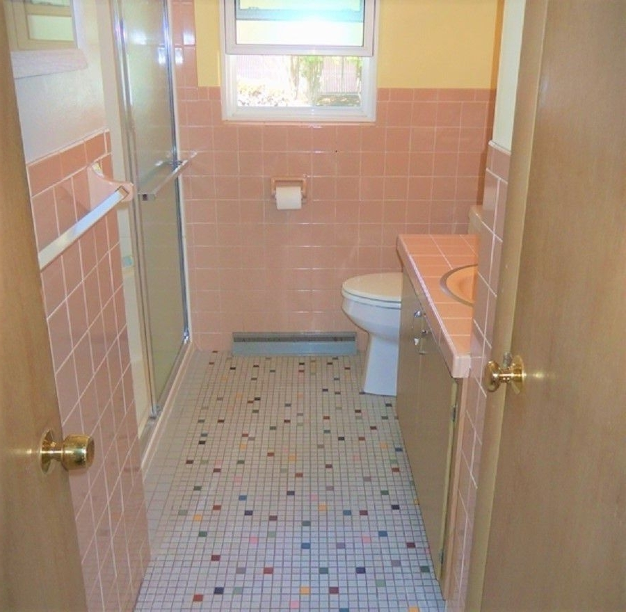 11 Amazing Before And After Bathroom Remodels 50S Bathroom Remodel