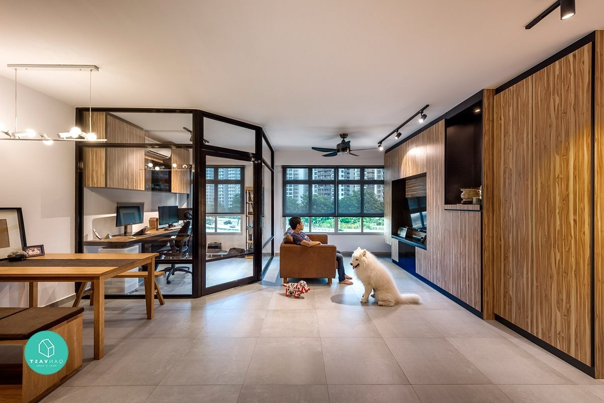 12 Must See Ideas For Your 4 Room / 5 Room Hdb Renovation 20+ Bto Living Room Ideas