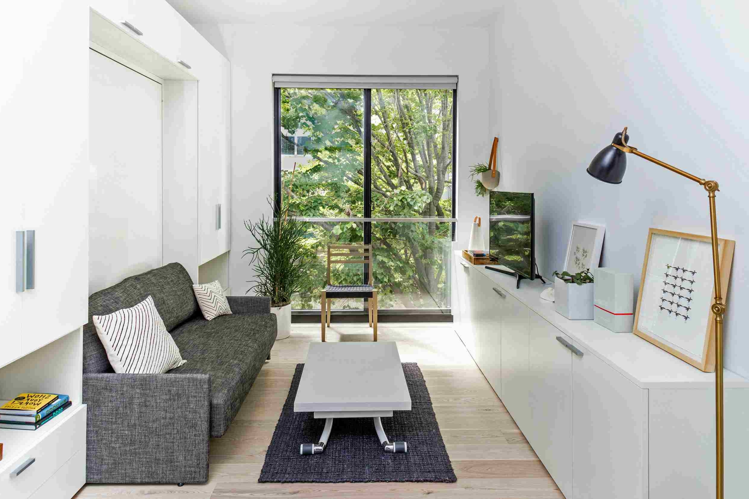 12 Perfect Studio Apartment Layouts That Work 10+ Micro Apartment Design Plans Inspirations