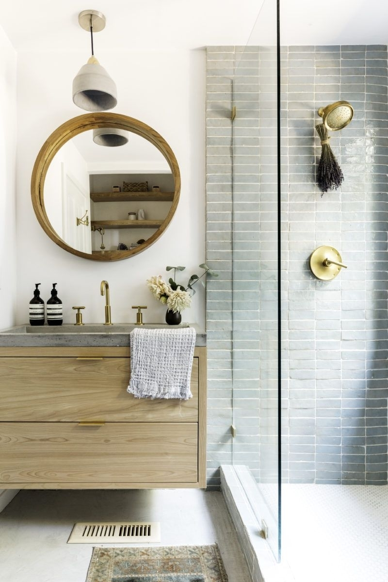 13 Gorgeous Sinks We'D Love To Wash Our Hands In Sunset 40+ Sunset Magazine Bathroom Ideas