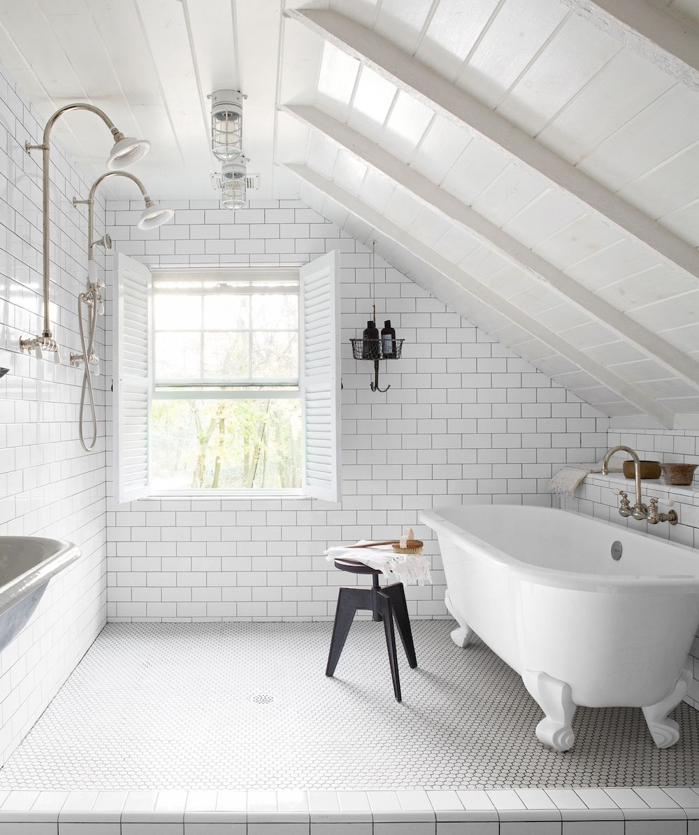 16 Dreamy Attic Rooms Sloped Ceiling Design Ideas 20+ Small Bathroom With Sloped Ceiling Ideas