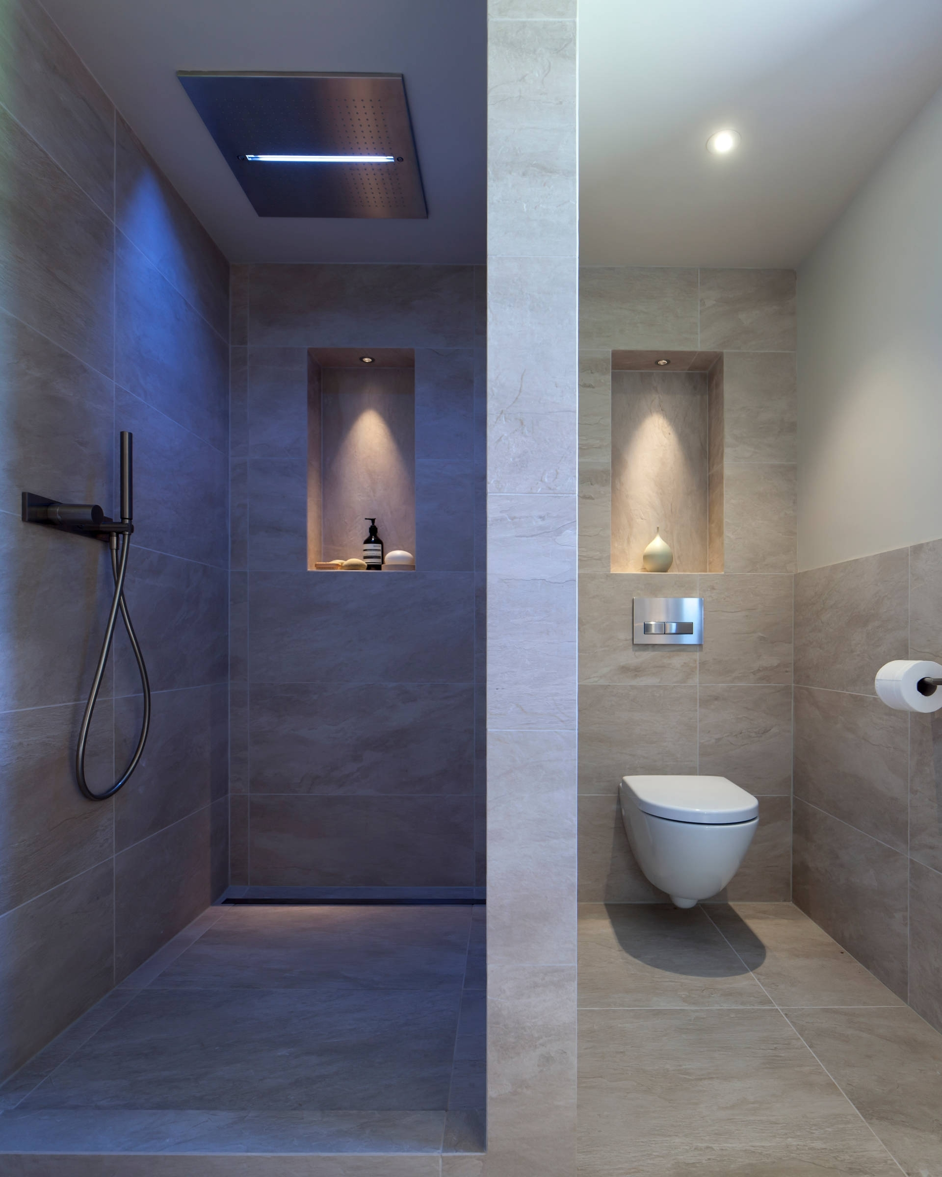 18 Beautiful Bathroom Niche Pictures & Ideas | Houzz 40+ Bathroom Niche Design Ideas