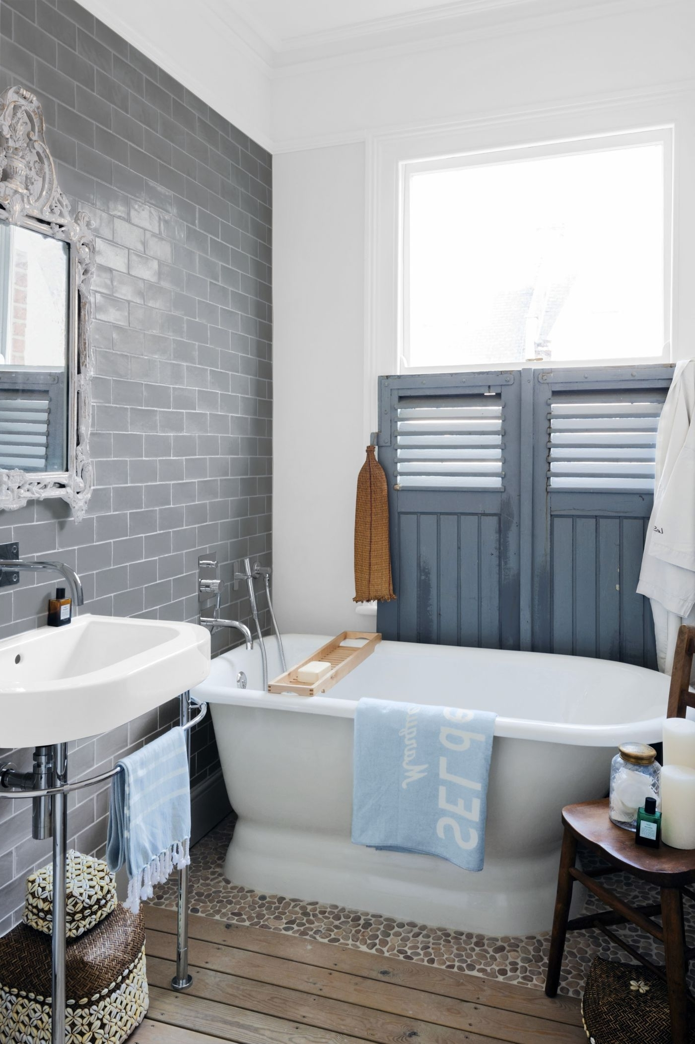 20 Budget Friendly Bath Ideas This Old House Small Bathroom Panelling
