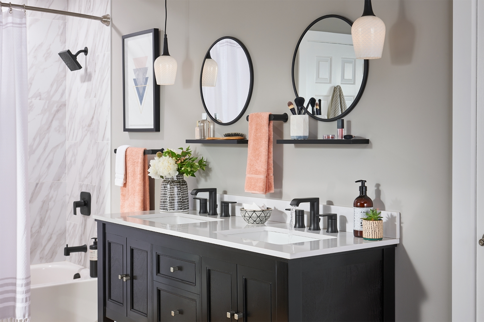 2019 Bathroom Trends | Better Homes & Gardens Ensuite Bathroom 2019
