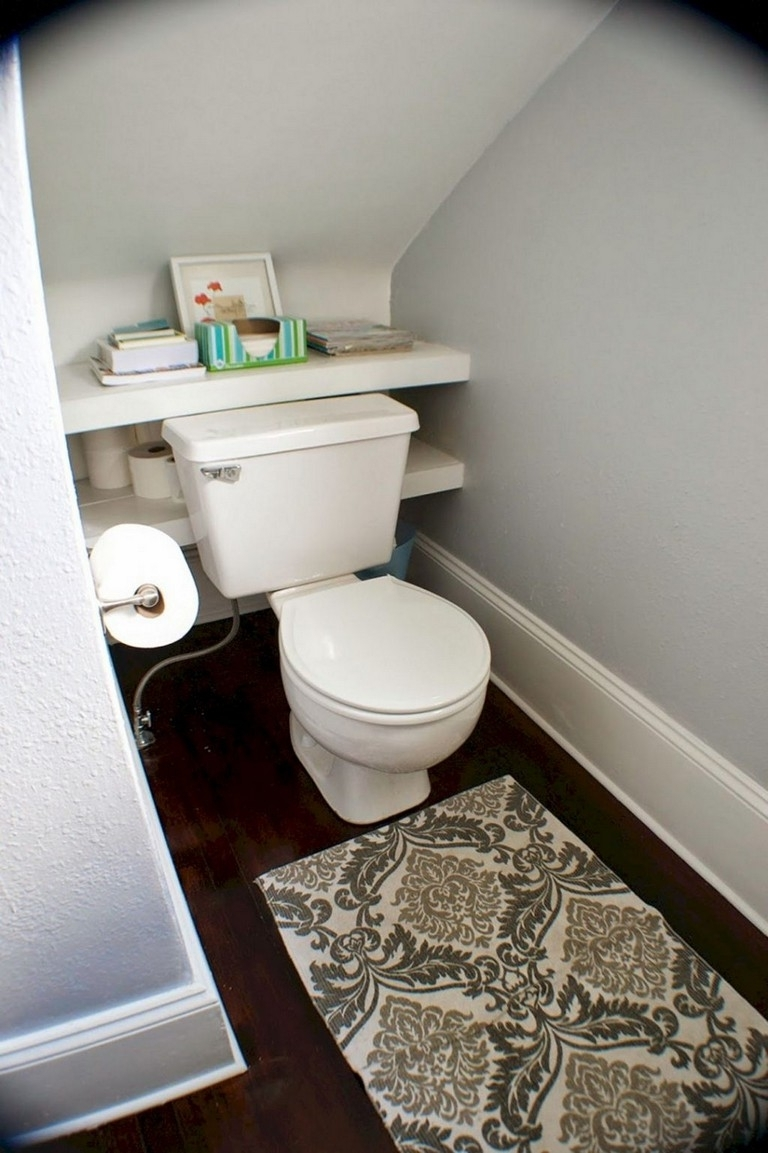 21 Fabulous Bathroom Design Under Stairs For Unique Bathroom Bathroom Under Stairs Design