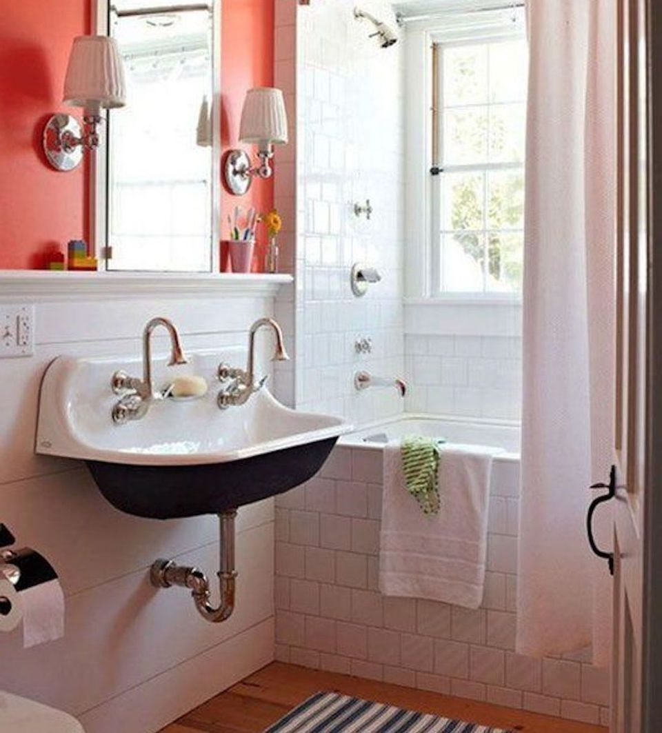 24 Small Bathrooms With Great Feng Shui | Bathroom Design Feng Shui Small Bathroom