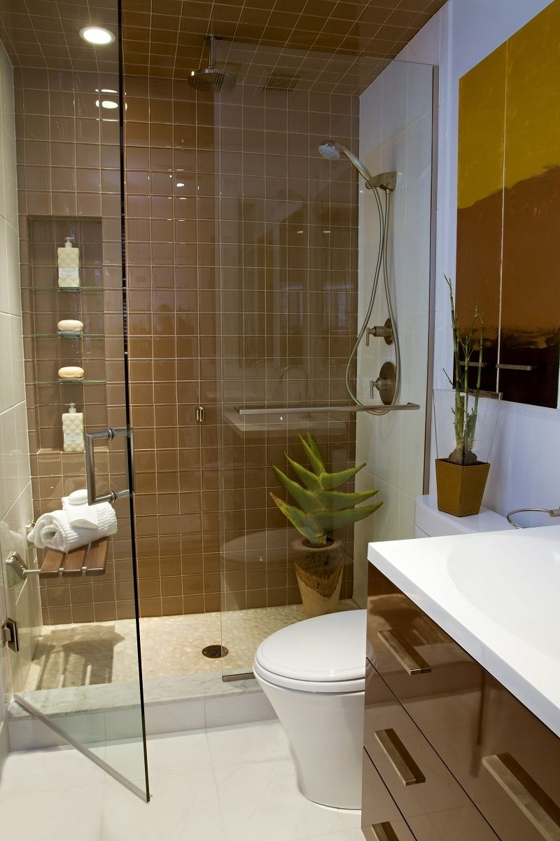 25 Bathroom Ideas For Small Spaces | Full Bathroom Remodel 30+ Middle Class Bathroom Designs Inspirations