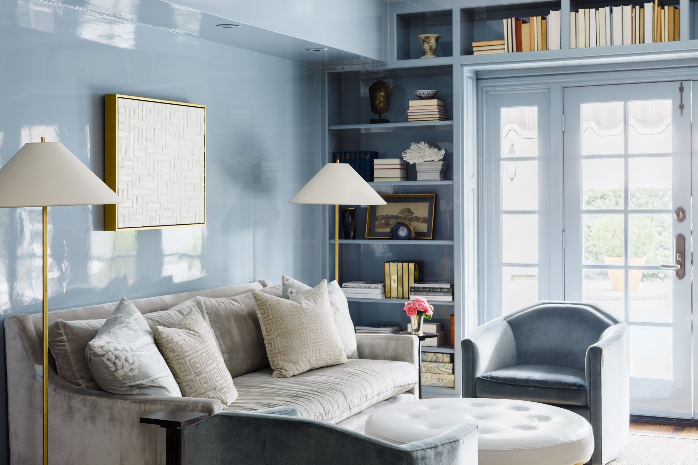 25 Best Blue Paint Colors 2020 – Designers' Favorite Blue Paints 20+ Farrow And Ball Light Blue Living Room Inspirations