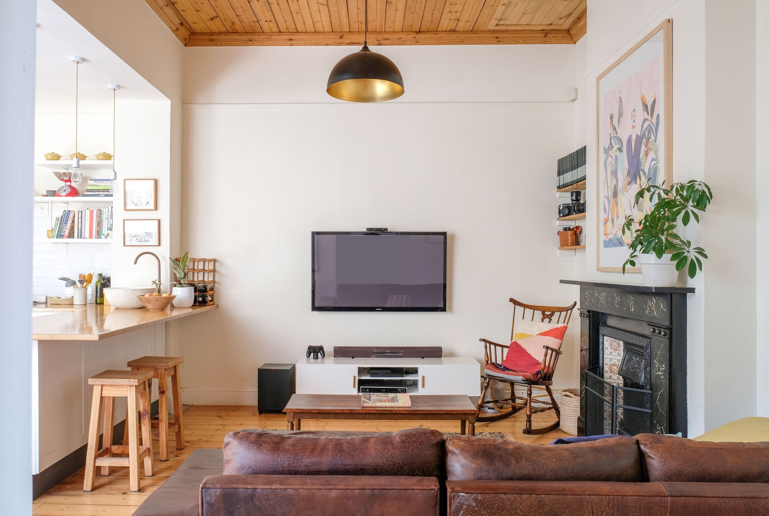 25 Best Tv Wall Ideas How To Arrange A Wall With A Tv 40+ Decorating Living Room With Flat Screen Tv Inspirations