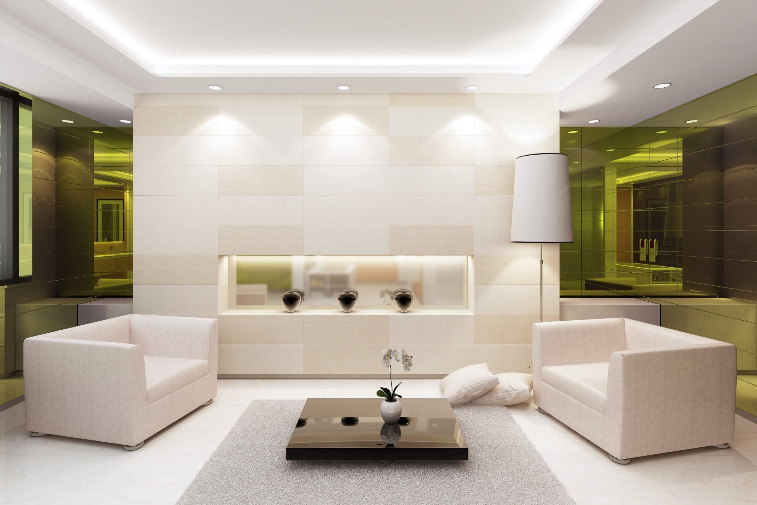 35 Industrial Lighting Ideas For Your Home Recessed Lighting In Living Rooms Examples
