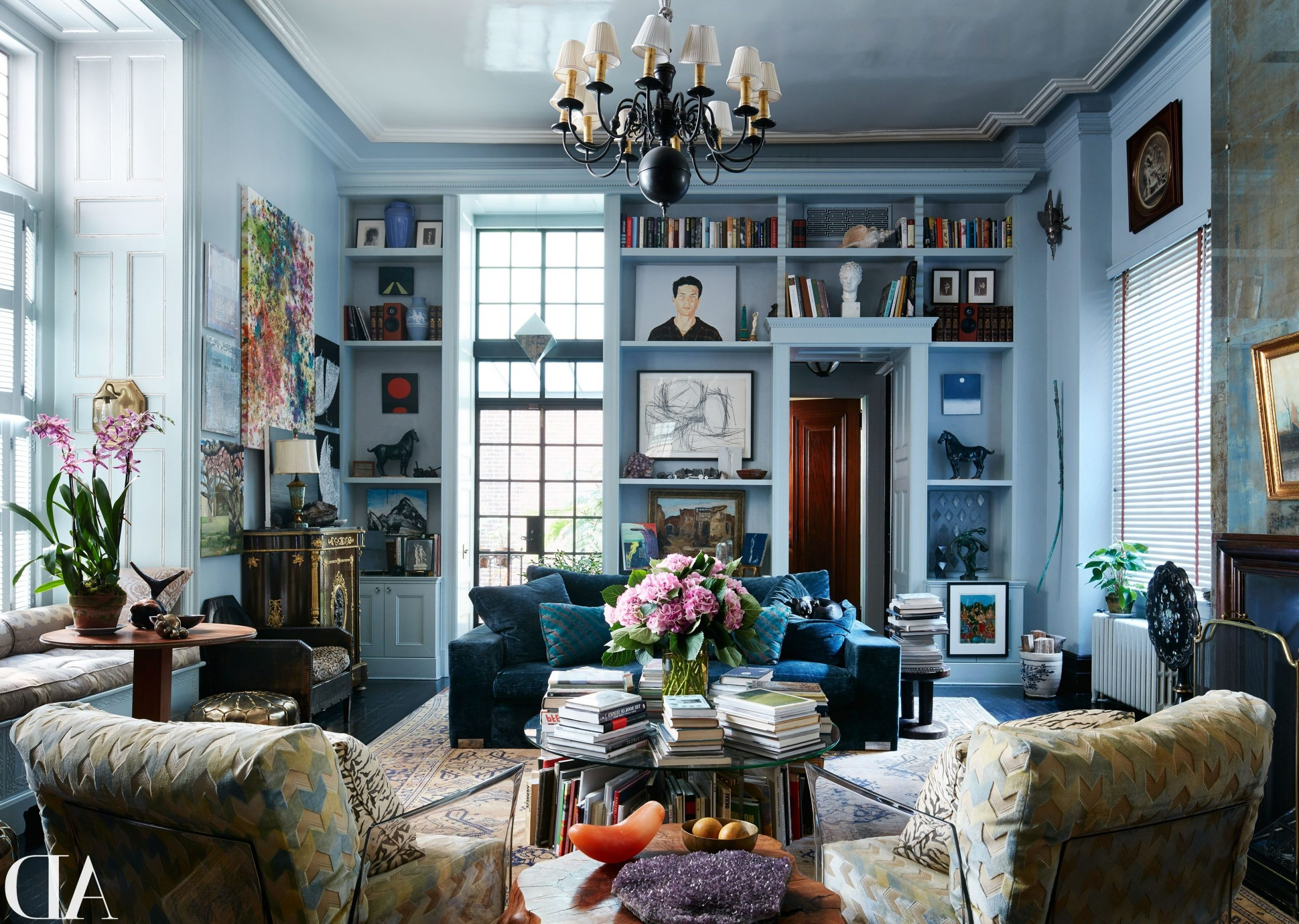 44 Of The Best Living Rooms Of 2016 | Architectural Digest 10+ Architectural Digest Small Living Room Ideas