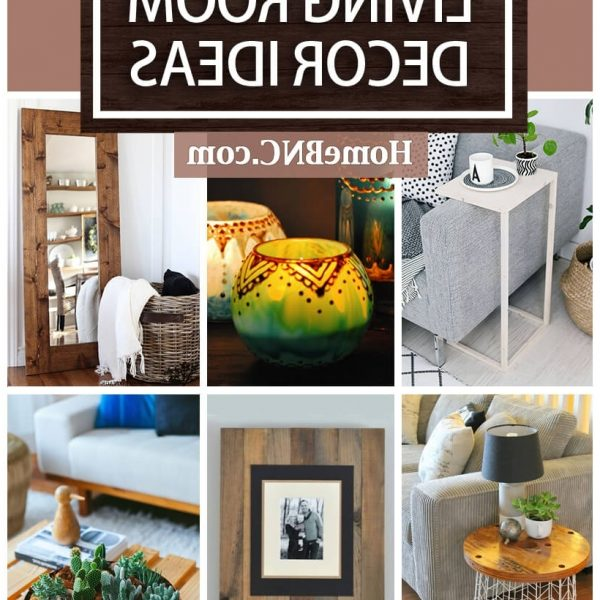 45+ Best Diy Living Room Decorating Ideas And Designs For 2021 20+ Cheap Diy Living Room Ideas