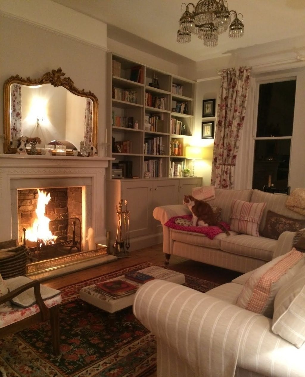 49 Cozy French Country Living Room Decor Ideas | Country Cosy Country Living Room