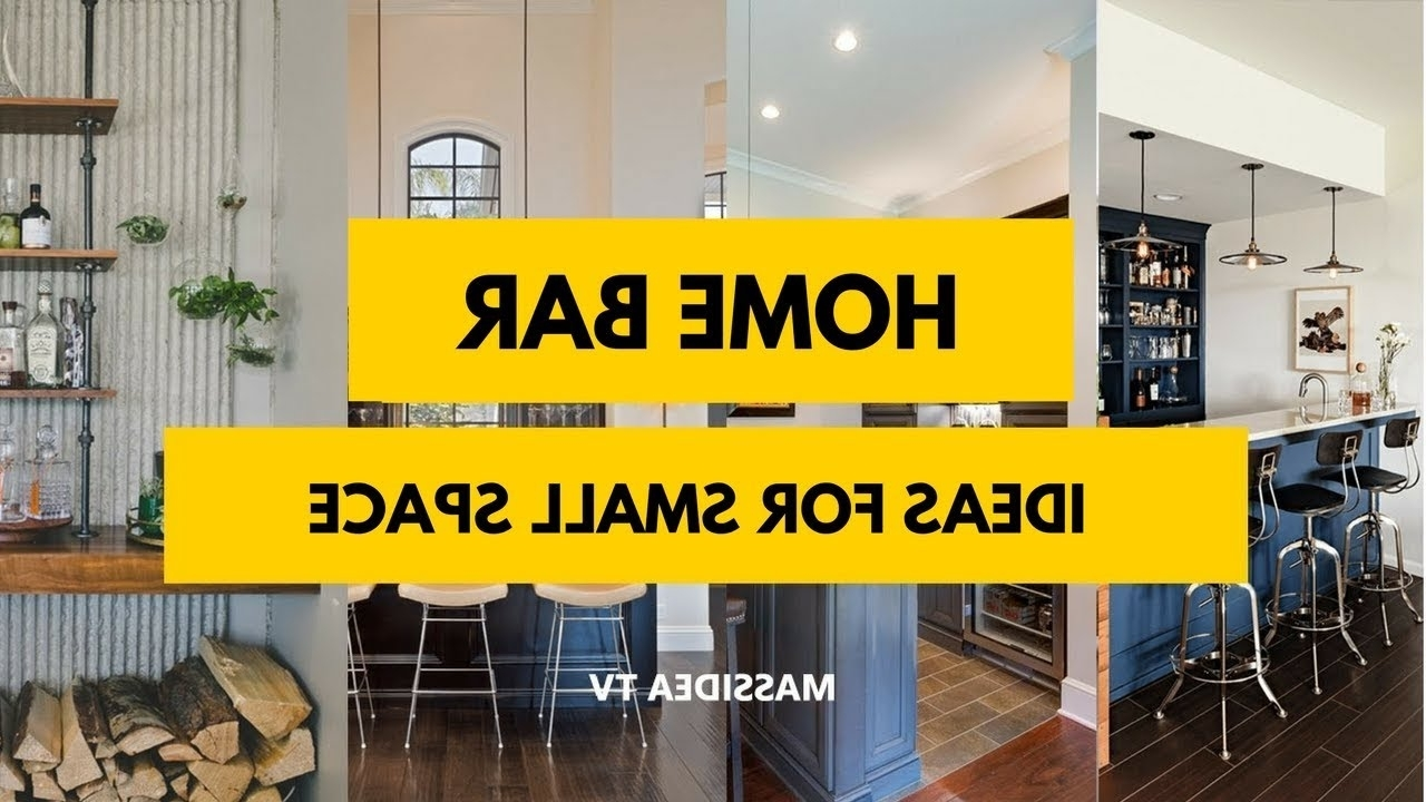 50+ Best Modern Home Mini Bar Ideas For Small Space 2018 Small Living Room With Minibar