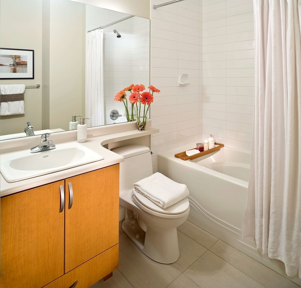 7 Awesome Layouts That Will Make Your Small Bathroom More Usable 4X6 Bathroom Designs