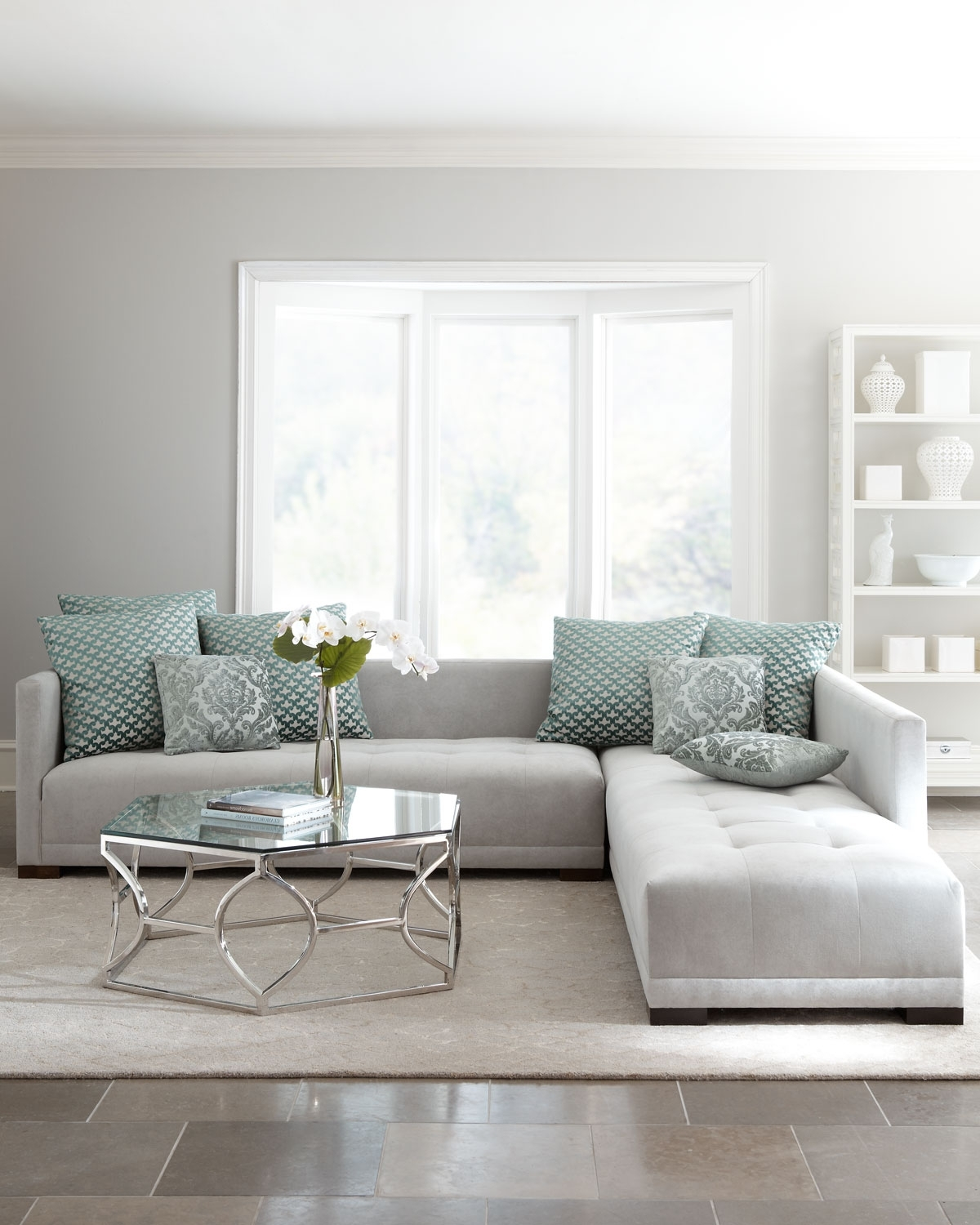 7 Ways To Use Duck Egg Blue To Spruce Up Your Living Room Decor Duck Egg Living Room Decor