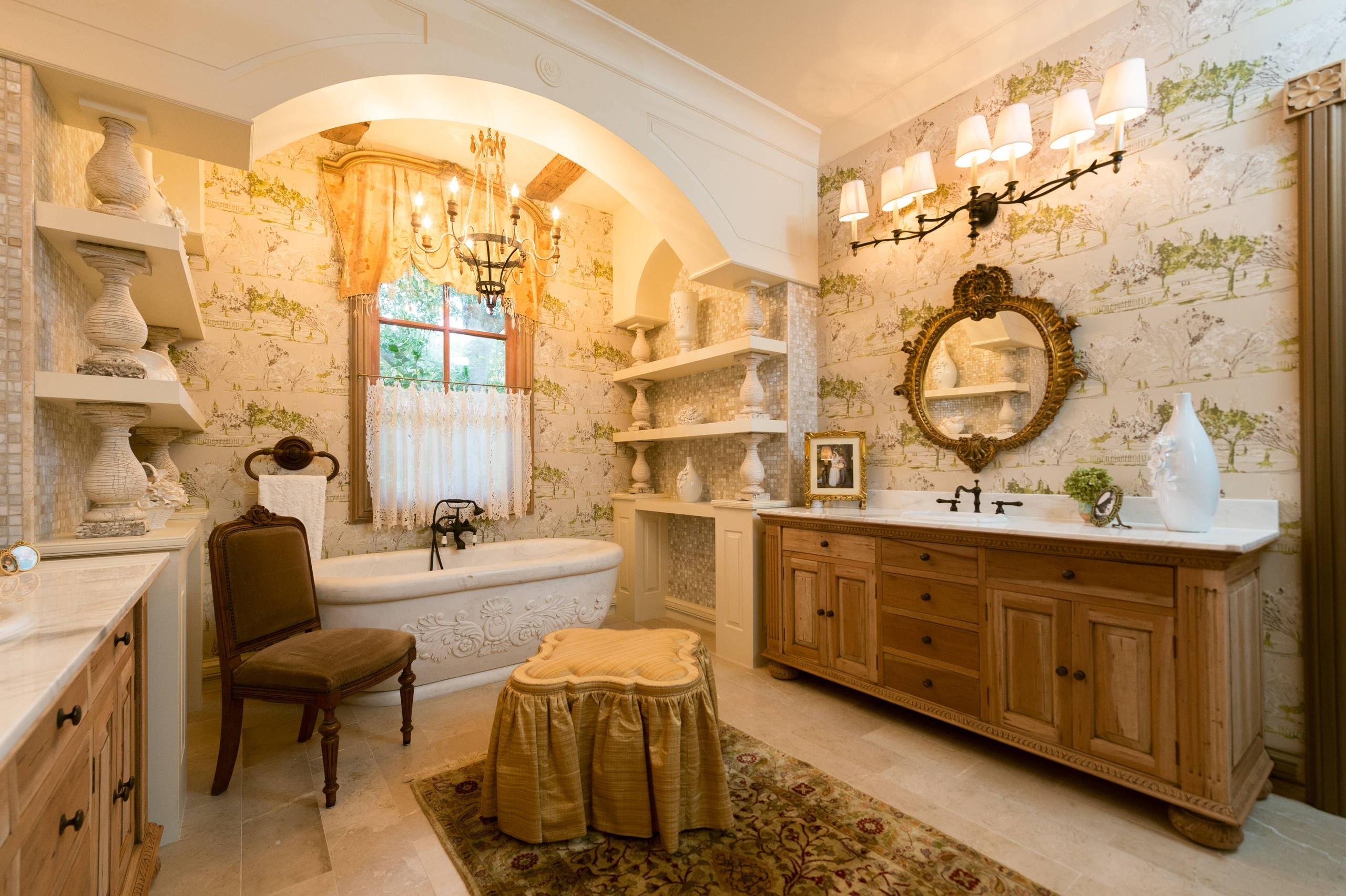75 Beautiful French Country Bathroom Pictures & Ideas 10+ French Provincial Bathroom Inspirations