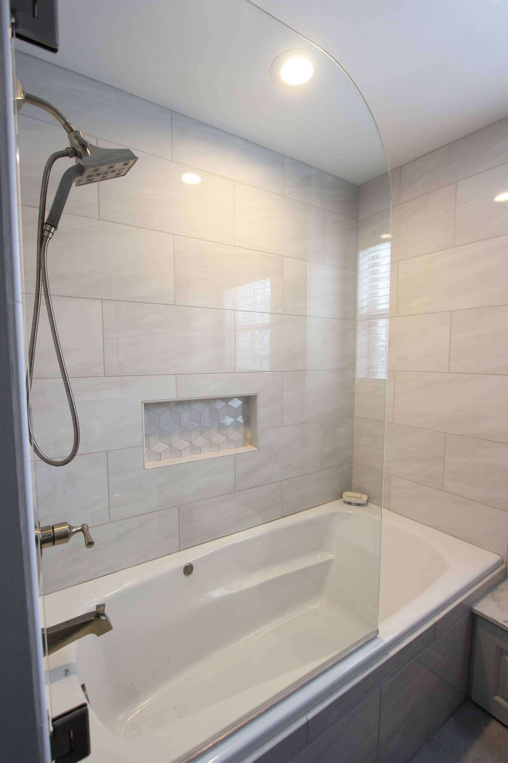 75 Beautiful Small Alcove Shower Pictures & Ideas January Bathroom Alcove Shower