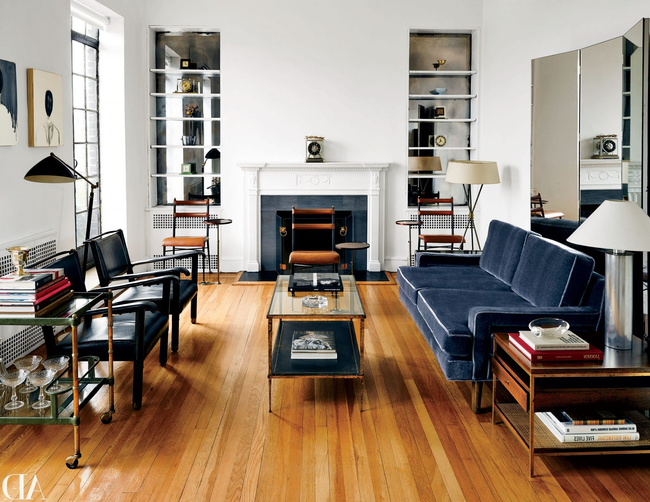 8 Small Living Room Ideas That Will Maximize Your Space Architectural Digest Small Living Room