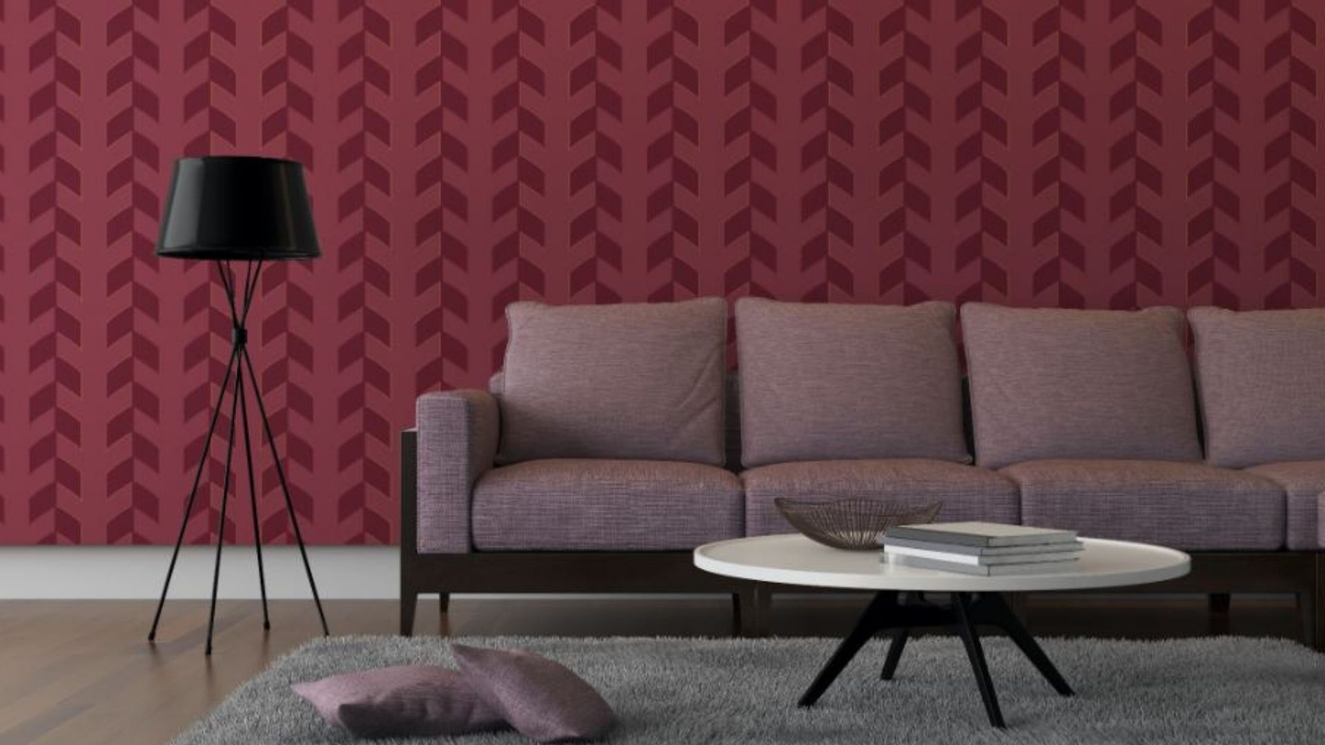 9 Asian Paints Wallpaper Designs For A Stunning Feature Wall Asian Paints Living Room