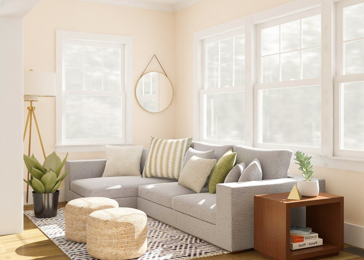 9 Awkward Living Room Design Challenges + Their Solutions 30+ Decorating An Awkward Living Room Ideas