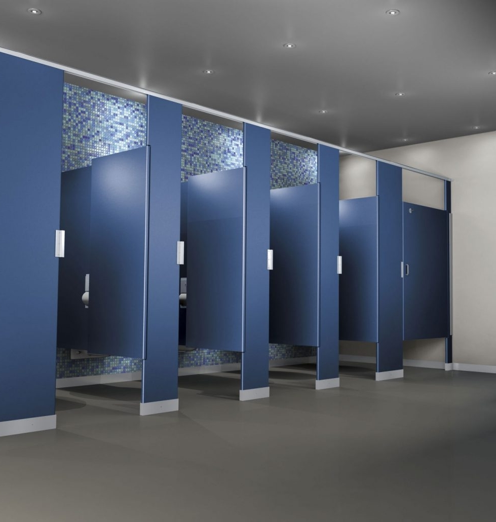 9 Things To Consider For Commercial Restroom Design Commercial Bathroom Stalls Design