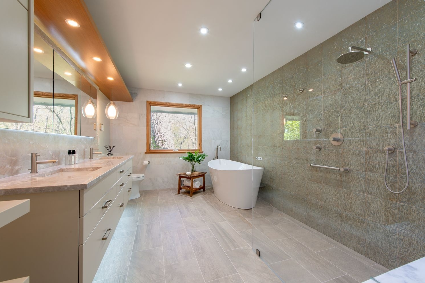 A Closer Look At Bathroom Design Trends For 2020 The 10+ Narrow Ensuite Bathroom Ideas