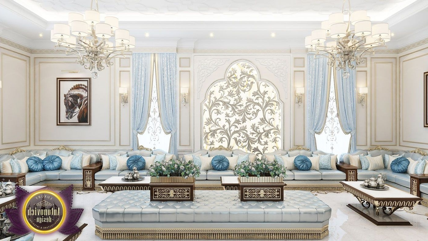 A Delightful And Charming Living Room Interior Combines Arab 20+ Arabian Dining Room Decor Inspirations