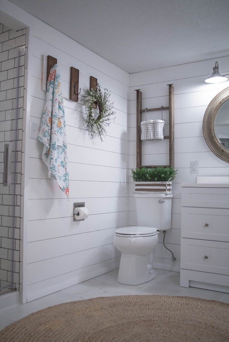 A Master Bathroom That You Can Enjoy Getting Ready In And 20+ Lowe'S Creative Bathroom Inspirations
