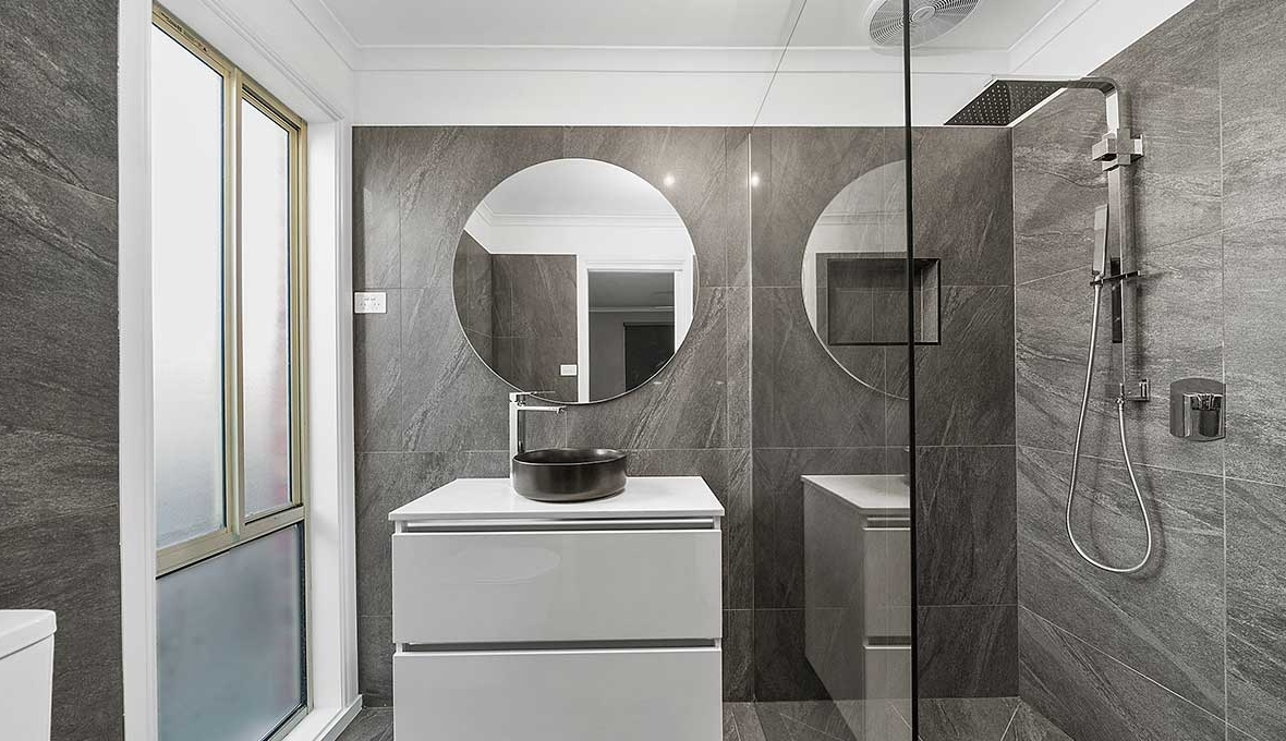 A Small But Luxurious Ensuite | Refresh Renovations United 30+ Compact Ensuite Bathroom Designs Ideas